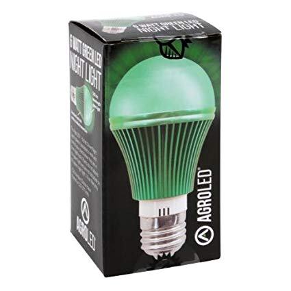 AGROLED GREEN LED NIGHT LIGHT - 6W