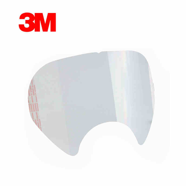 3M SHIELD PROTECTOR 6885 FACE PEEL OFFS 25/PACK