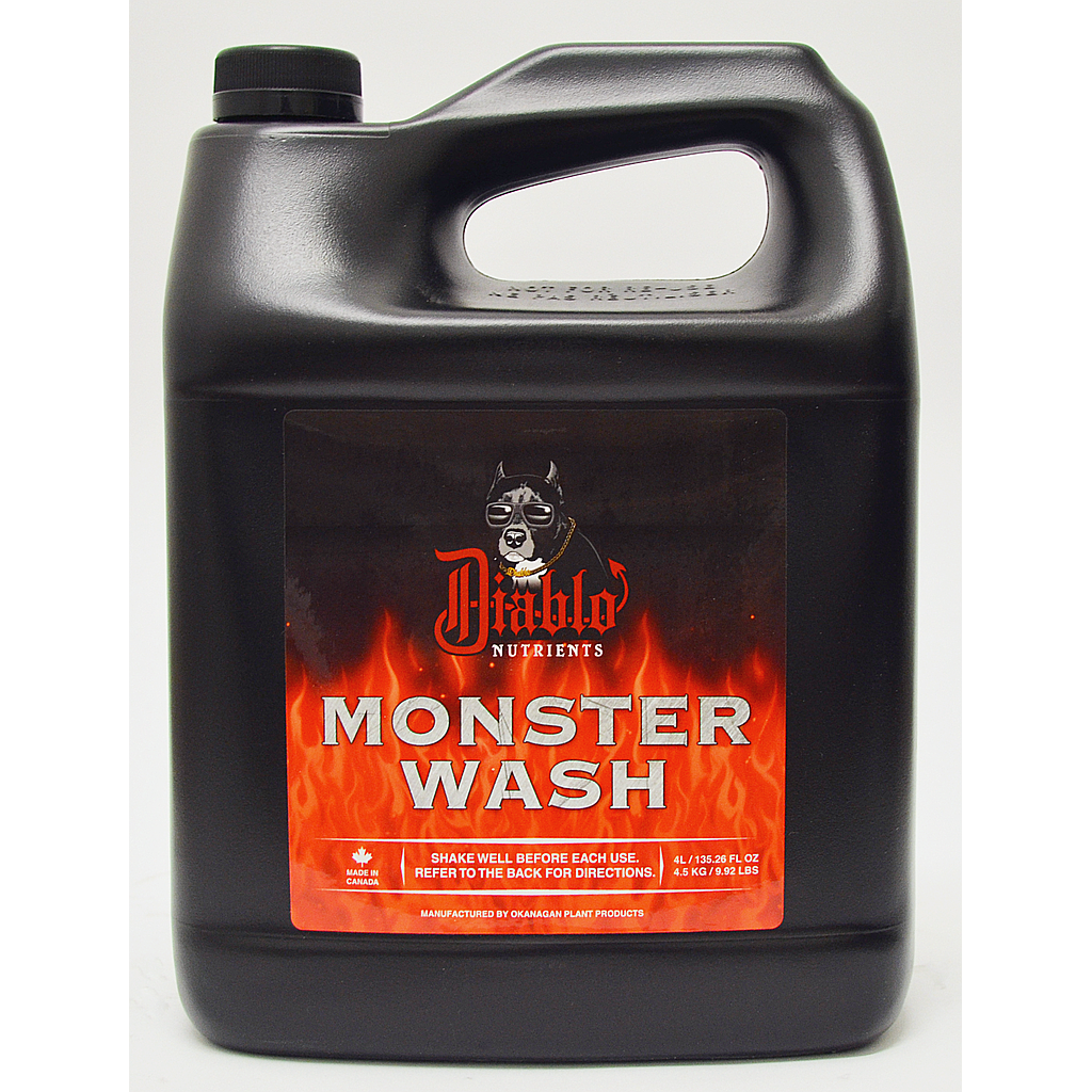 DIABLO MONSTER WASH 4L