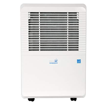 IDEAL-AIR DEHUMIDIFIER 50 PINT UP TO 80 PINTS PER DAY