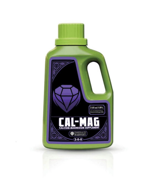 EMERALD HARVEST CAL-MAG 2 QT (6/CS)