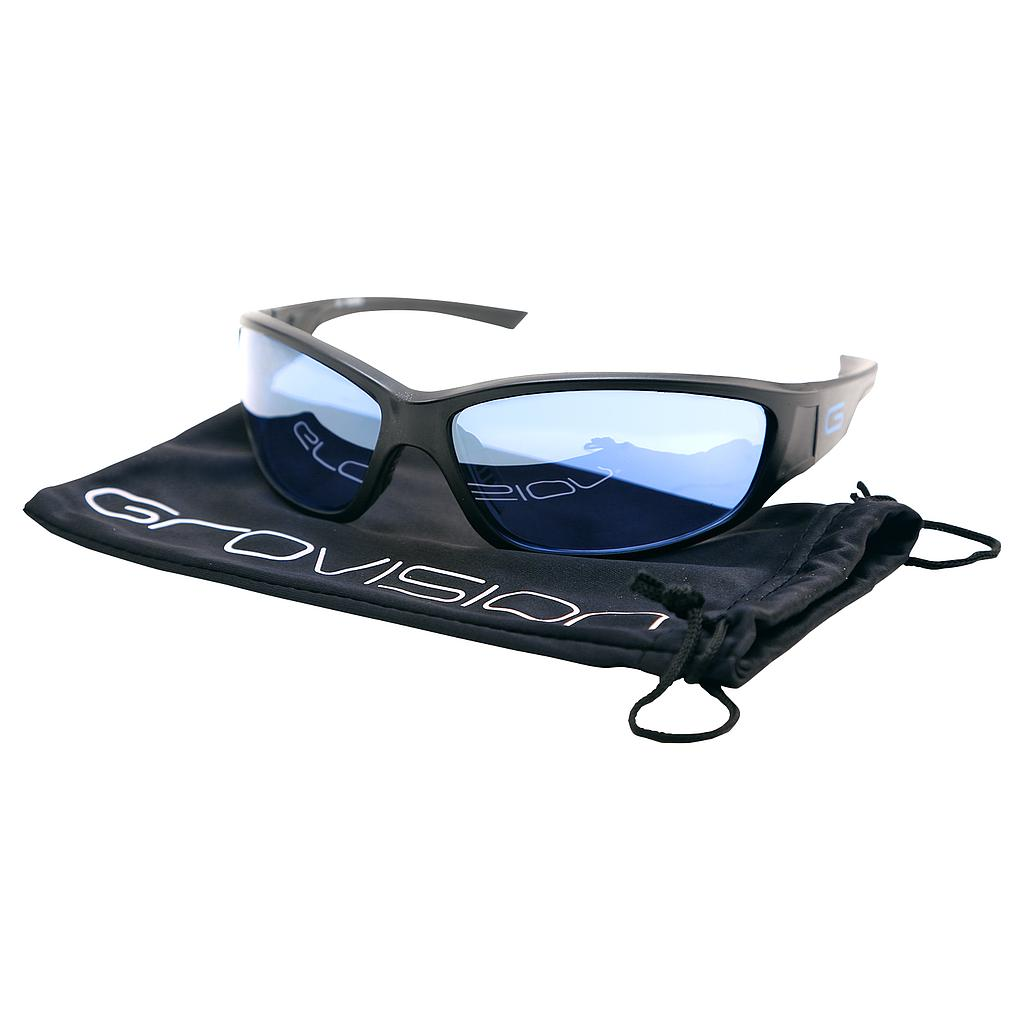 GRO VISION HIGH PERFORMANCE SHADES - PRO 6/CASE