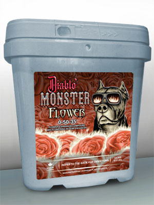 DIABLO MONSTER FLOWER 1KG (6/CASE)