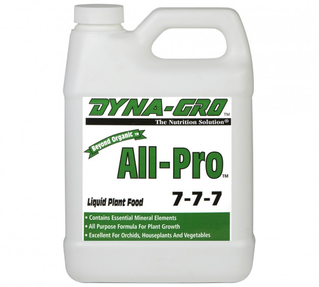 DYNA-GRO ALL PRO 1 GALLON 7-7-7