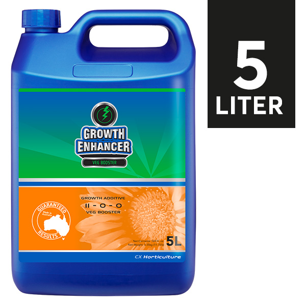 CX Horticulture MIGHTY GROWTH ENHANCER 5 LITER