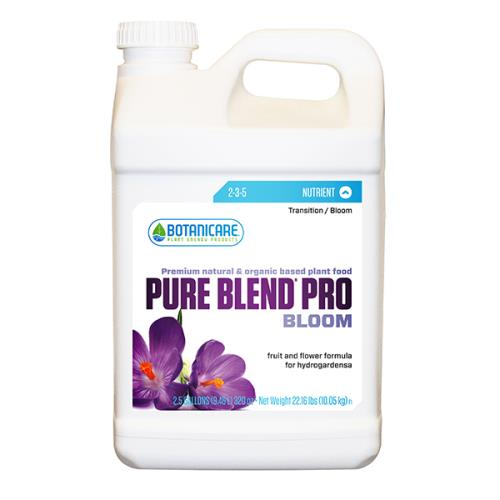 BOTANICARE PURE BLEND PRO SOIL BLOOM 2.5 GAL