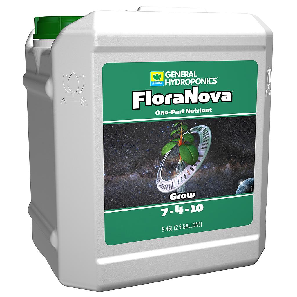 GH FLORA NOVA GROW 2.5 GALLON